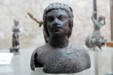 Alle opgravingen, dus ook die van Djémila, hebben een klein maar goed museum
