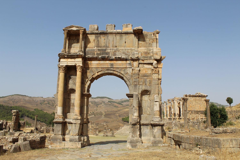 Algerije, Djemila