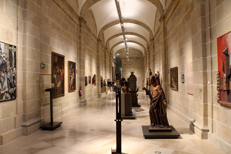 Het museum in de Santa Maria Nabea