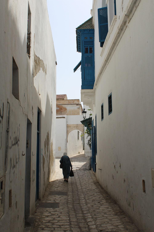 Tunesië, Sidi Bou Said