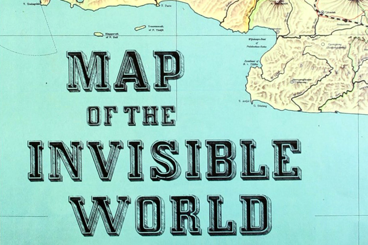 Tash Aw: Map of the Invisible World