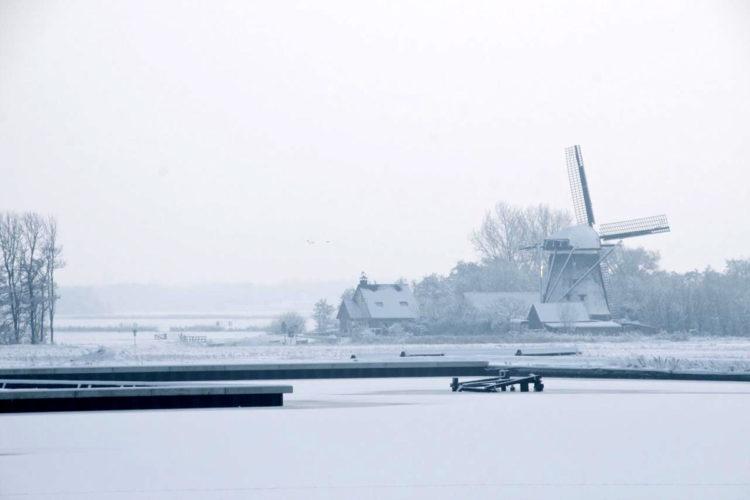 Winterse beelden die niet in de MSM te zien waren (foto:flickr/marcveraart)