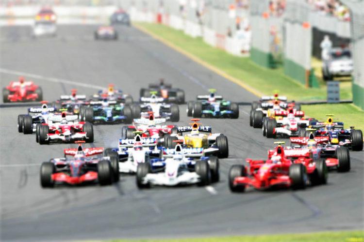 Formule 1 (foto:flickr/oseillo)