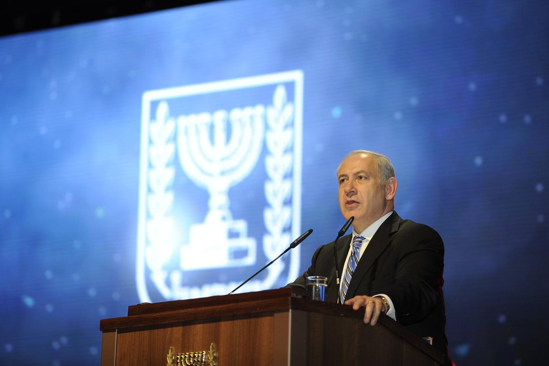 Benyamin Netanyahu (foto:flickr/masaisrael)