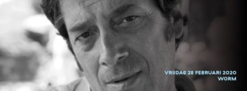Sandro Veronesi, 28 februari 2020, 20 uur, Worm Rotterdam