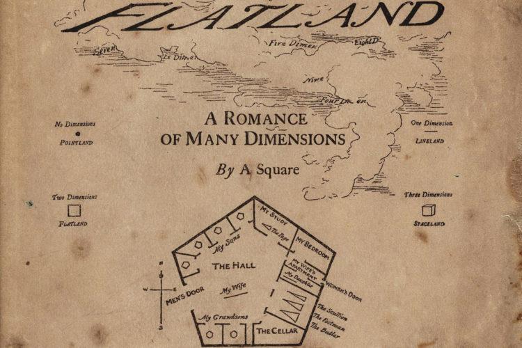 Edwin Abbott Abbott: Flatland