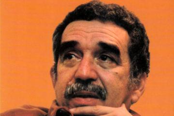 Gabriel Garcia Marquez in gesprek met Plinio Mendoza