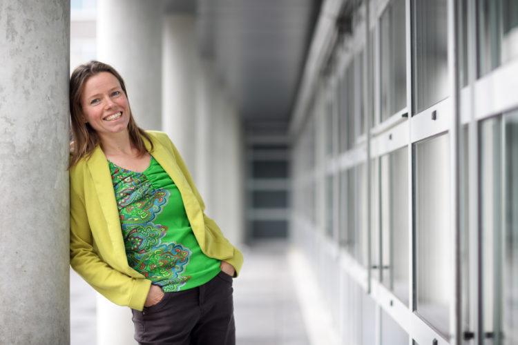 Mariëlle Stoelinga (foto door Gijs van Ouwerkerk)
