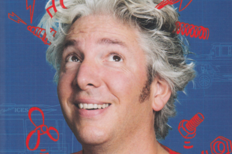 Edd China, Grease junkie