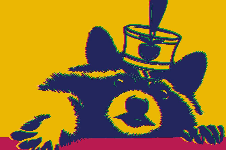 Aleksandr Skorobogatov: De wasbeer