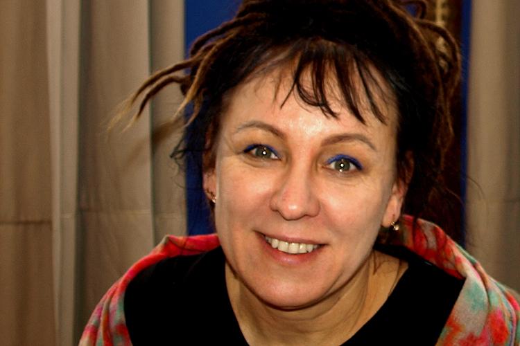 Olga Tokarczuk (foto:flickr/fryta73)