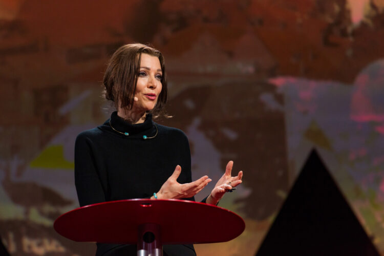 Elif Shafak (foto:flickr/tedconference)