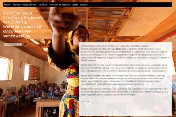 Screenshot Steun ZWO