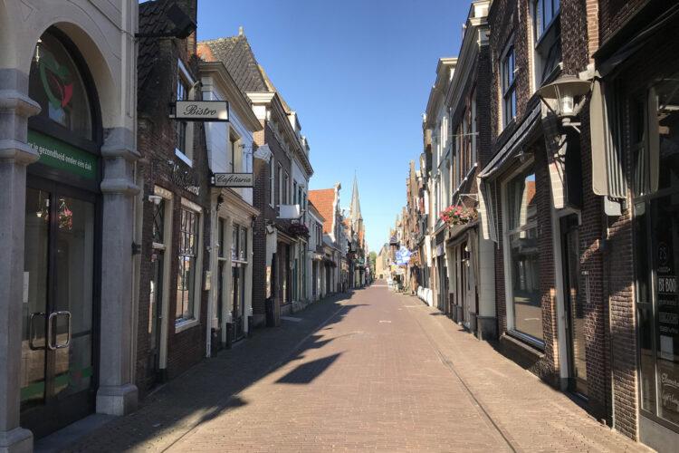 Lege straat (foto:flickr/gregerravik)