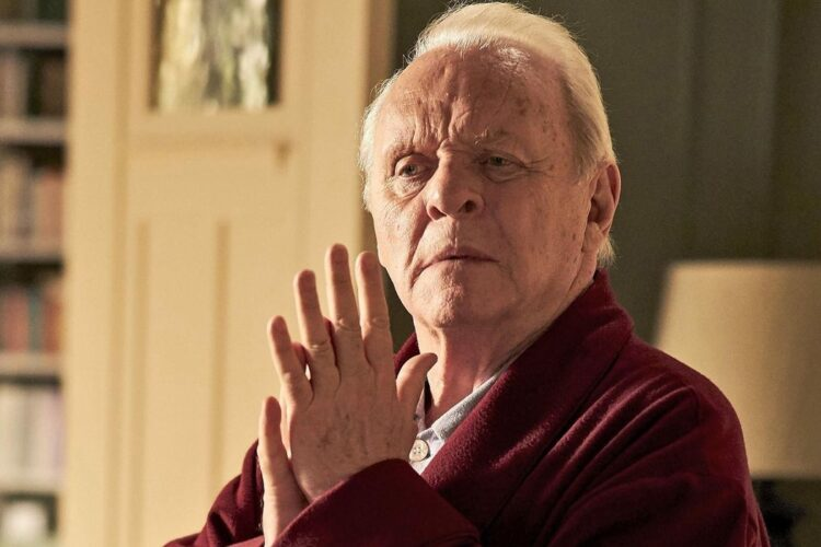 Anthony Hopkins is The Father